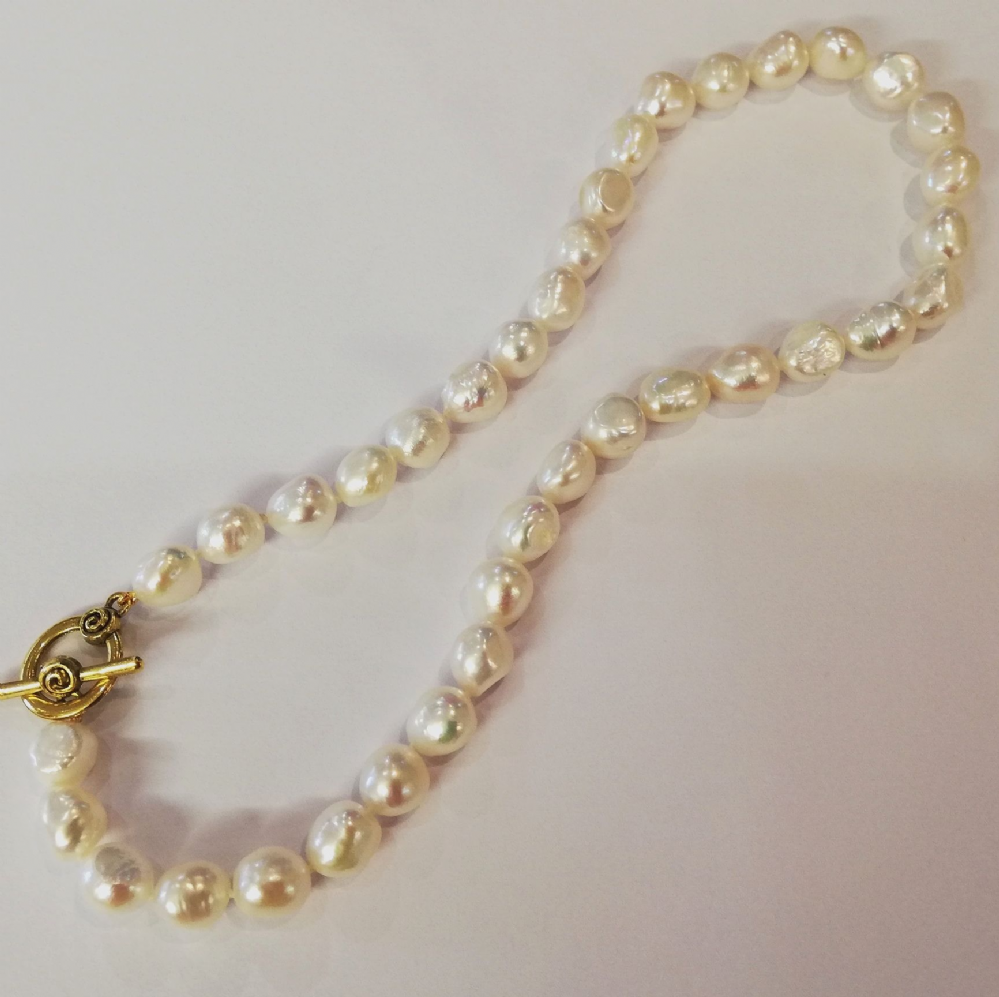 9-10mm Baroque Pearls